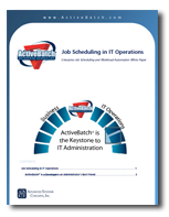 F  Vanessa Sales and Marketing ActiveBatch White Paper eBook (2) W.P 3 Job Scheduling in IT Operations ThumbnailHS