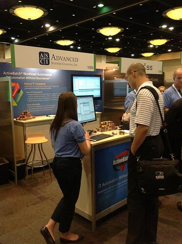 ASCI Booth