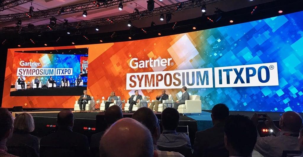 Gartner ITxpo Digital Transformation