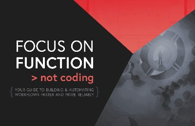 Low Code IT Automation