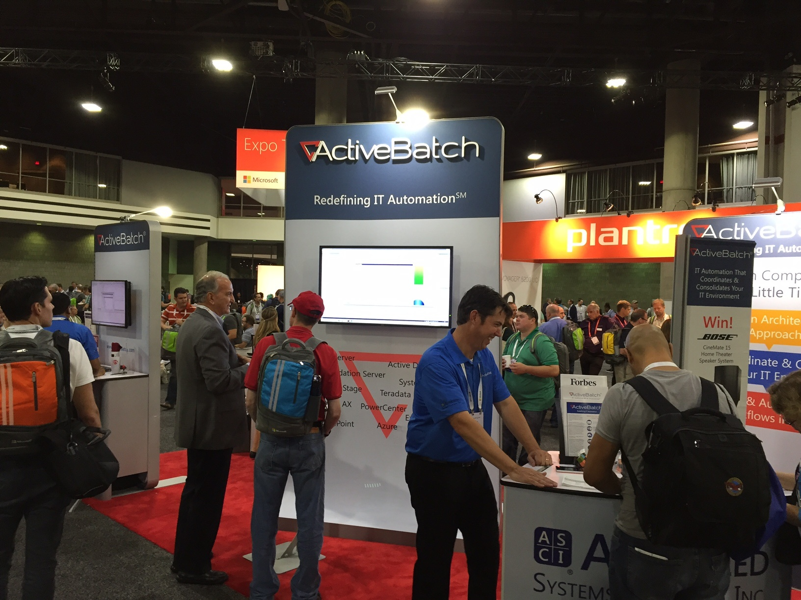 ActiveBatch IT Automation at Microsoft Ignite