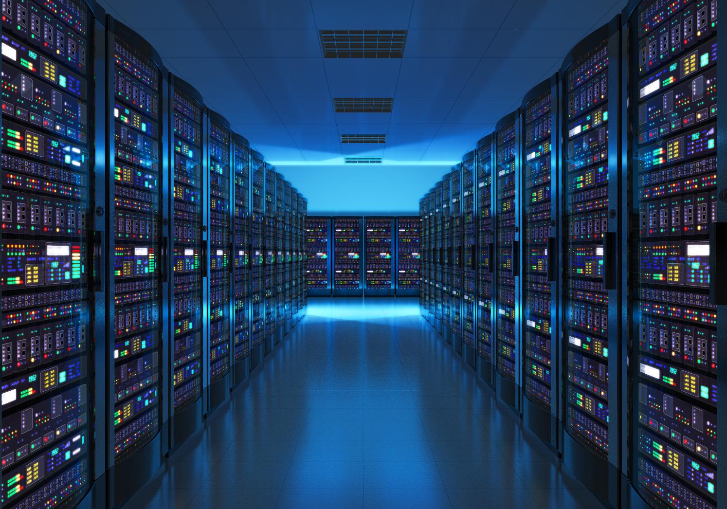 Enterprise IT Automation Data center