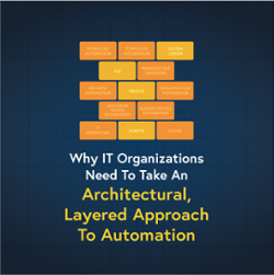 Take an Architectural, Layered Approach to Automation