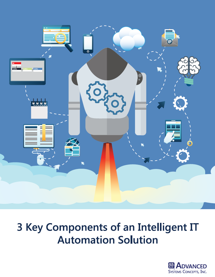 Intelligent IT Automation Solution
