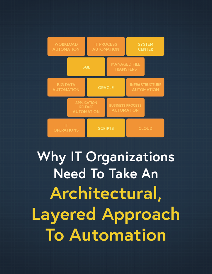 Architectural, Layered Approach to Automation
