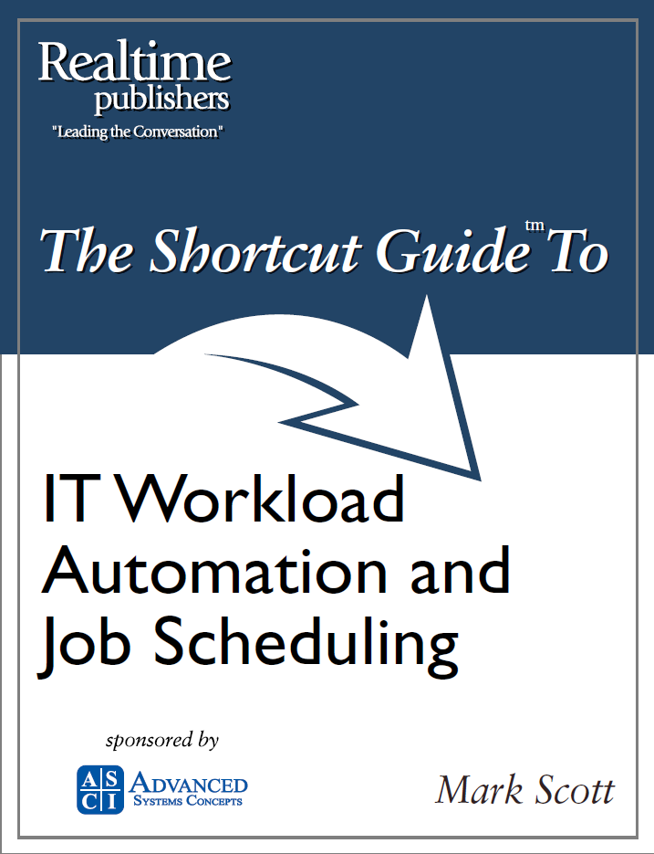 Shortcut Guide to Workload Automation