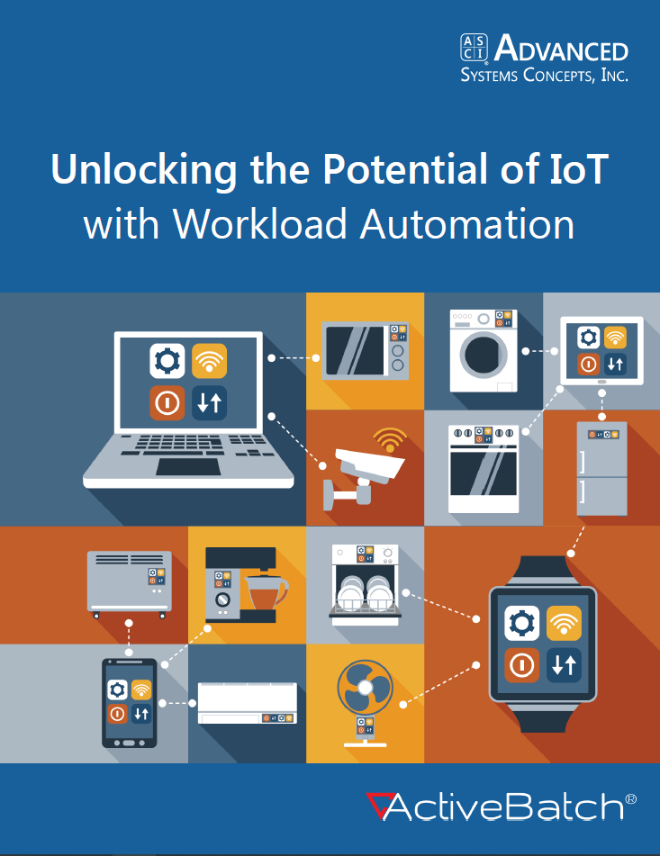 Harness the Internet of Things with Workload Automation.